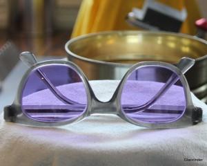 Veiligheidsbril glasvlinder giethoorn