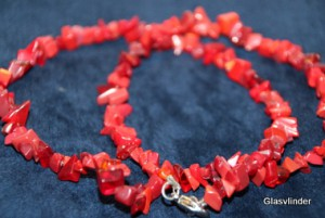 Rode edelstenen