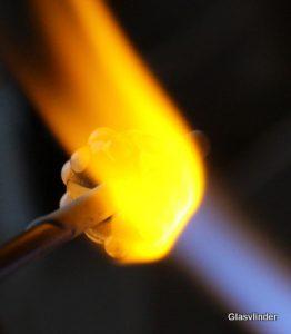 glaskralen branden