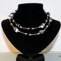 halsketting glasvlinder