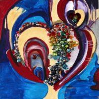 Schilderijen | Glasvlinder Art