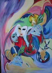 schilderijen glasvlinder giethoorn