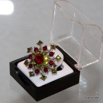 ring glasvlinder