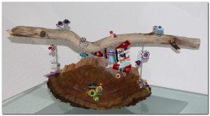 glasvlinder - Art