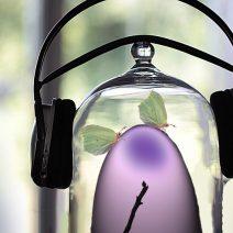 Creatief Glasvlinder - Art