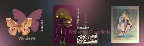 Webshop Glasvlinder -Art